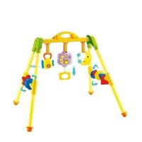 婴儿益智健身架新生儿玩具宝宝早教音乐健身器视觉训练0-1岁儿童婴幼儿3-6-12个月玩具礼物 8781