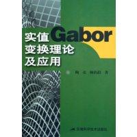 【旧书二手书九成新】实值Gabor变换理论及应用【需P】