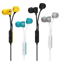 AKG/爱科技 Y20 Y20U耳机入耳式 带麦克风手机线控 电脑通用耳麦耳塞