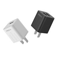 【包邮】ROCK通用充电器 3C认证 1A 2A 充电插头 苹果充电器 华为充电器 三星充电器 小米充电器 魅族充电器