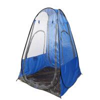 户外野外钓鱼用品垂钓装备单人帐篷防雨风遮阳棚冰钓帐蓬自动速开SN4508