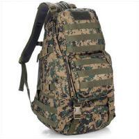 简约大方精致运动包防水登山包旅行包男女大容量户外迷彩双肩包战术背包