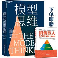 现货即发!正版 模型思维 斯科特・佩奇万维钢2019年度推jian图书多样性红利的作者 多模型范式 得到精英日课深度解