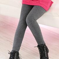 女童打底裤加绒冬季新款外穿宝宝保暖棉裤
