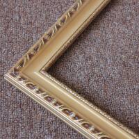 十字绣裱框架装裱画框定做钻石相框定制实木欧式装表框边十字绣框