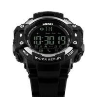 男士大表盘防水户外运动计步遥控拍照智能手表男学生电子表