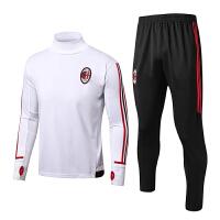 新款秋冬季足球服卫衣套装球衣运动休闲曼联国家队足球比赛训练服套装