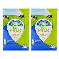 【 网易考拉】Australian Dairies 恒天然高钙脱脂成人奶粉 无任何添加剂 好奶才有天然的甜味 1kg/
