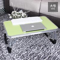 笔记本电脑创意床上学习可懒人写字桌作业折叠桌子宿舍神器