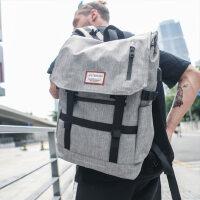 韩版双肩背包电脑包牛津布旅行包男女时尚潮流学院风学生书包 支持礼品卡支付