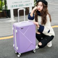 【特惠】2019优选行李箱男潮万向轮韩版28寸24个性小型密码旅行箱女拉杆箱皮箱