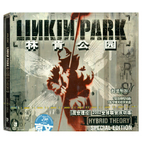 新华书店原装正版欧美流行音乐 林肯公园 混合理论 2CD