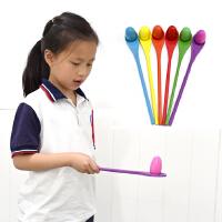 幼儿园体育器械儿童 平衡勺户外体育游戏玩具感统训练平衡棒