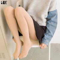 春秋冬季丝袜薄款打底袜裤女黑肉色光腿加绒加厚连裤袜防勾丝