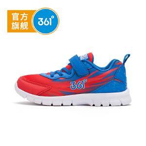 361°361度童鞋男童跑鞋2018秋季男童鞋儿童运动鞋N718103