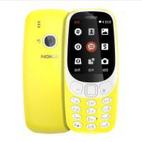 Nokia/诺基亚 3310全新直板老人老年机双卡手机 备用机 学生手机 长待机 经久耐用