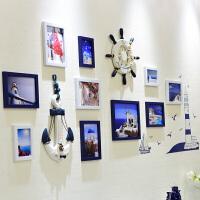 创意10寸摆台七寸相框挂墙组合ins装饰相片墙画框像框照片墙冲洗 一套价格