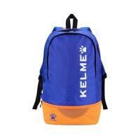 KELME卡尔美 K15S945 多功能运动双肩包 男款 健身排球足球训练装备包带鞋位 16升