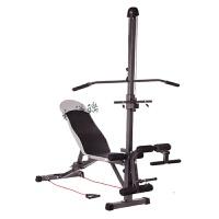 仰卧板小飞鸟哑铃凳多功能腹肌板仰卧起坐家用健身器材收腹运动椅 配高拉