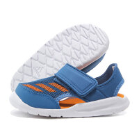 adidas阿迪达斯童鞋正品17夏季新款男女童包头沙滩凉鞋BA9376