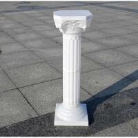 新款婚庆道罗马柱路引婚礼道具开业花篮绢花装饰婚庆用品布置白色