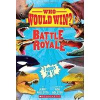 【现货】英文原版 猜猜谁会赢 精装 趣味动物科普读物 Who Would Win?: Battle Royale 6-