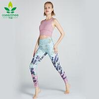 哈他新品清越亚麻瑜伽大师服健身瑜珈太极禅修加大加宽大码居士服