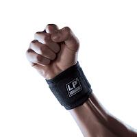 LP欧比护腕高透气调整式腕部束套753CA 健身篮羽排网球运动护具单只