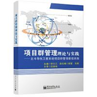 项目群管理理论与实践――北斗导航卫星系统项目群管理实践 李长江 电子工业出版社
