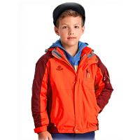 儿童款三合一冲锋衣可脱卸两件套加厚保暖防风防水