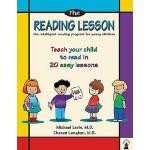 【预订】The Reading Lesson: Teach Your Child to Read in 20 Easy