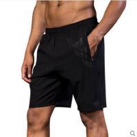 运动短裤男薄训练中裤透气宽松健身跑步户外新品休闲五分裤足球篮球裤