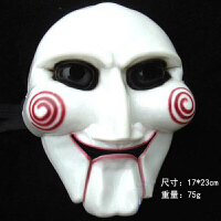面具�f圣�男女�和���人鬼�魔鬼恐怖面具�^套道具�耗ж�子搞怪鬼全�