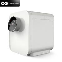【支持礼品卡】英国QG 移动净水器台式免安装智能商用自来水直饮厨房RO膜五级过滤商用饮水机
