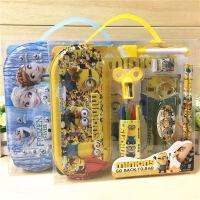 幼儿园小学生可擦白板文具套装铁笔盒文具用品六一儿童生日礼物