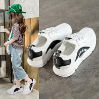童鞋女童运动鞋透气网面2020春款儿童春秋季中大童鞋子