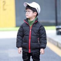 男童秋冬装宝宝棉袄男童2-12岁加厚儿童韩版外套中小童棉衣潮