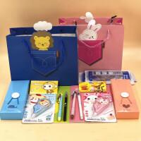 六一儿童节小学初中生学习文具套装批发礼品奖品大礼包礼物幼儿园