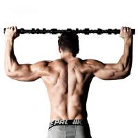 健身器材家用臂力器臂力棒肌肉棒背肌胸肌训练器材多功能体育用品 肌肉锻炼棒(无固定盘、踩脚架) 更多