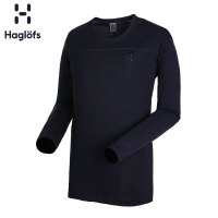 Haglofs火柴棍男款户外含羊毛舒适弹性保暖衣内衣 603095 欧版