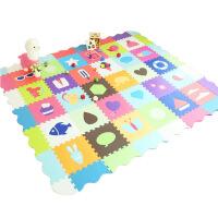 婴儿爬行垫宝宝爬爬垫儿童卡通拼图拼接围栏泡沫游戏地垫