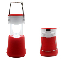 充电式露营灯 伸缩式帐篷灯 野营马灯LED野外户外照明灯具应急灯