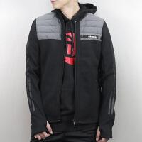 Adidas阿迪达斯 NEO 男子 运动羽绒服 立领防风羽绒服 BS0859