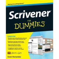 【预订】Scrivener for Dummies