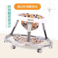 儿童学步车可折叠起步学行车学步车6/7-18个月宝宝