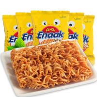 【满减】印尼进口零食 GEMEZ Enaak小鸡干脆面30g*5袋 捏碎面干吃面点心面