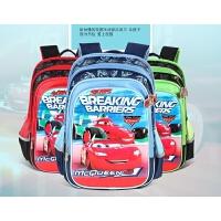 小学生书包男1-3-5年级汽车肩包儿童包