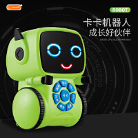 B+BG ENSWEET 儿童智能早教学习机 电动遥控故事编程机器人玩具