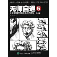 无师自通5:铅笔素描切面石膏像超精解析(修订版)