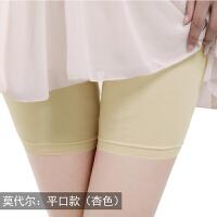 大码打底裤女士外穿薄款保险裤高腰蕾丝安全裤防女夏内裤平角